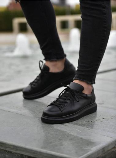Chekich CH257 ST Erkek Ayakkabı SIYAH Siyah